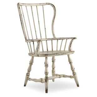 Sanctuary Dining Chair (Set of 2) Hooker Furniture