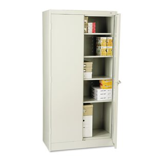 Standard 2 Door Storage Cabinet by Tennsco Corp.