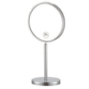 Glimmer by Nameeks Free Standing Makeup Mirror