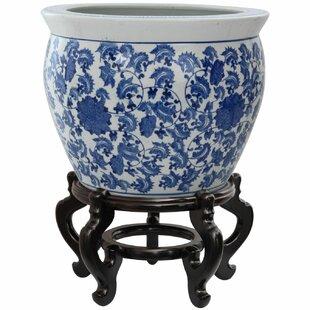 Traditional Porcelain Table Vase