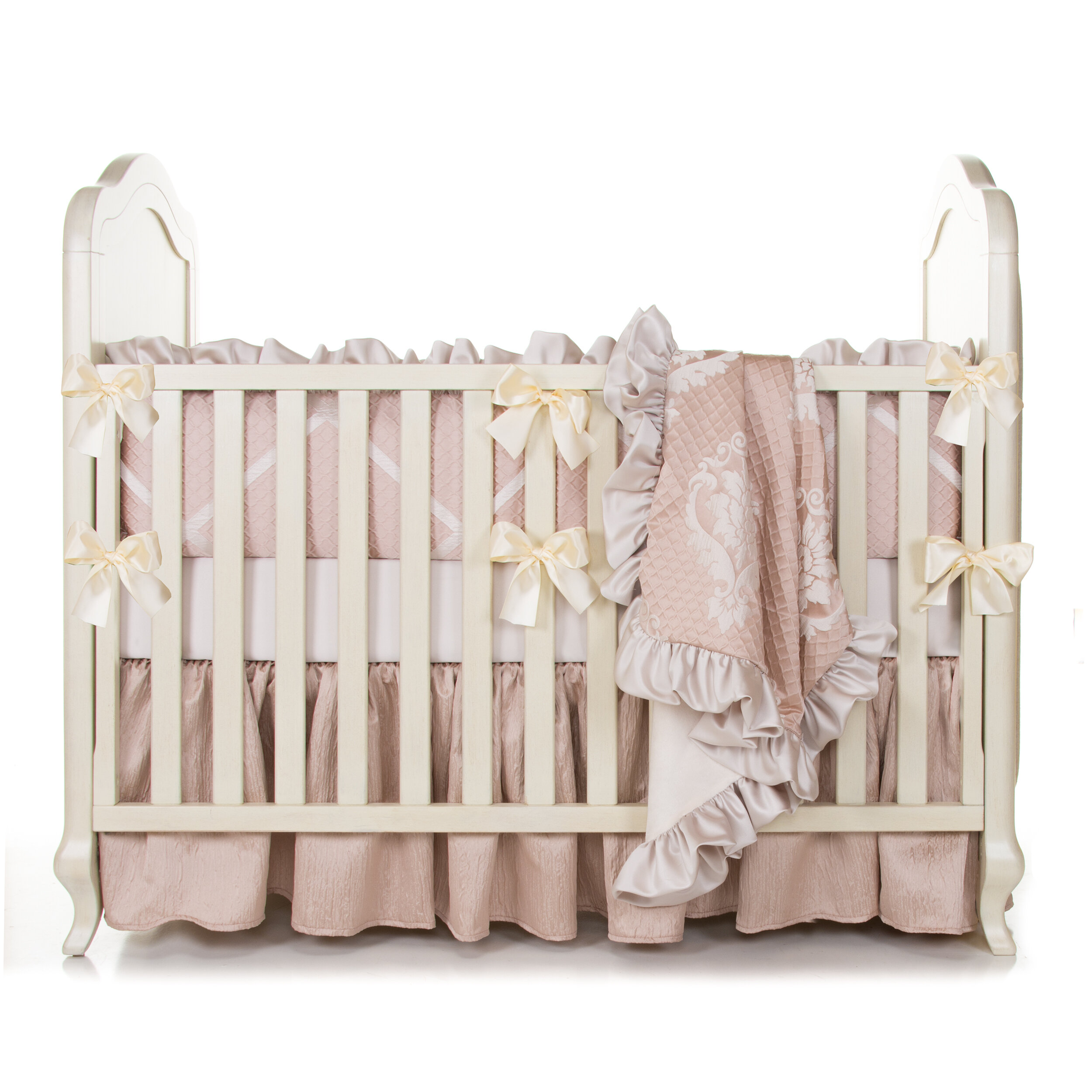 Zoomie Kids Hollander 4 Piece Crib Bedding Set Wayfair