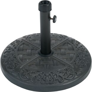 Burritt Cast Iron Umbrella Base