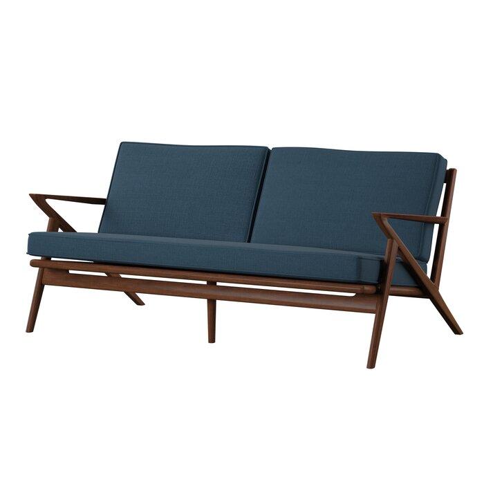 Astounding Mcfaddin Mid Century Modern Sofa Onthecornerstone Fun Painted Chair Ideas Images Onthecornerstoneorg