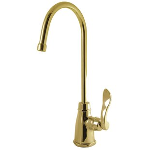 Kingston Brass NuWave French Single Handle Kitchen Faucet