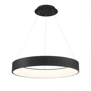 Brayden Studio Lechner 1-Light LED Pendant