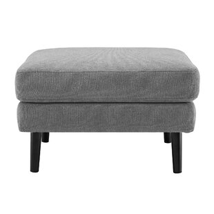 Rubinstein Ottoman by Wrought Studio