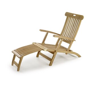 Loyola Sun Lounger By Sol 72 Outdoor