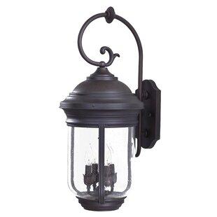Amherst 4-Light Outdoor Wall Lantern