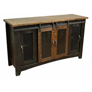 Frausto Solid Wood TV Stand for TVs up to 65