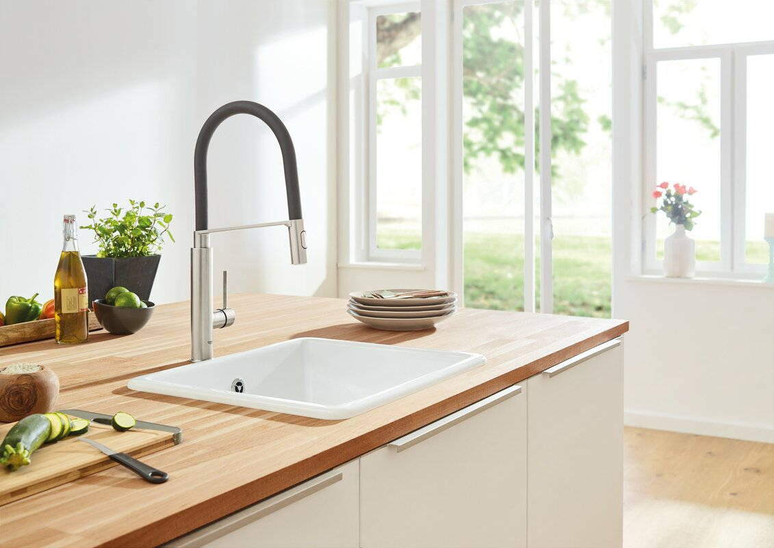 100 grohe minta kitchen faucet grohe minta touch function