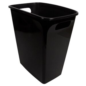 Hefty Plastic 8.75 Gallon Waste Basket (Set of 6)