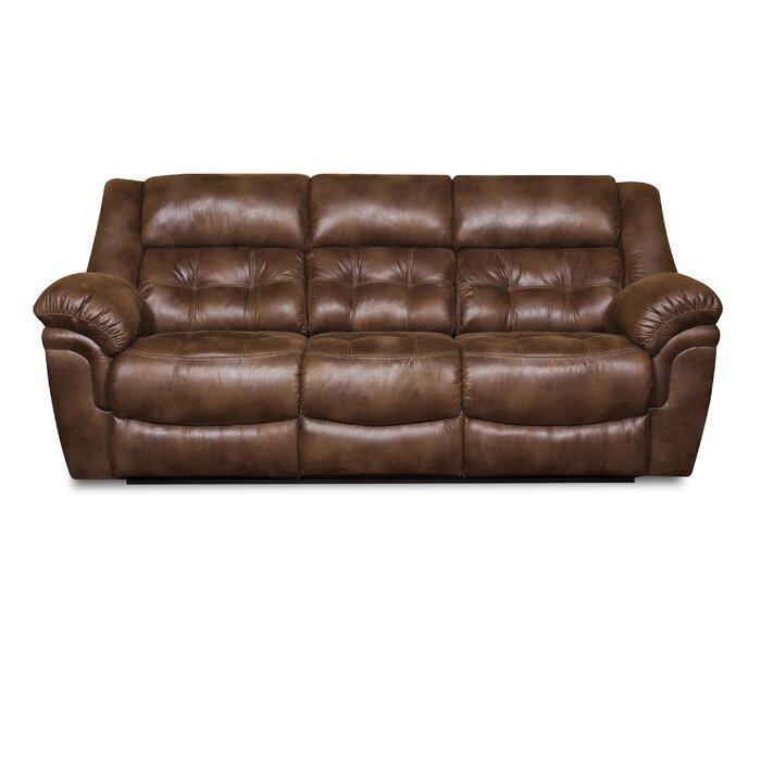 Simmons Upholstery Hanna Motion Reclining Sofa