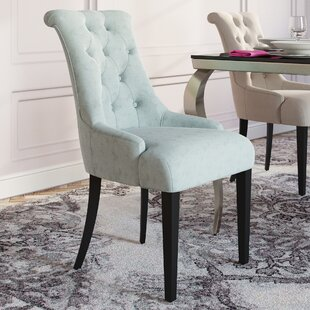 Allensby Upholstered Dining Chair (Set of 2) by Darby Home Co
