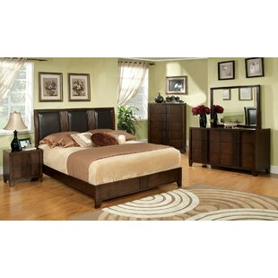 Phung Panel Configurable Bedroom Set