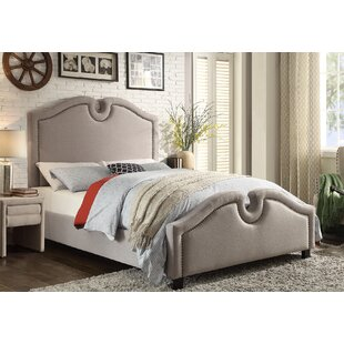 Baxley Queen Upholstered Platform Bed