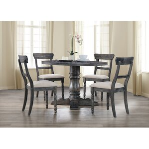 Amazing Silverman 5 Piece Dining Set