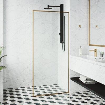 Temp Pressure Balancing Shower Faucet Trim Lever Handle Valve Not