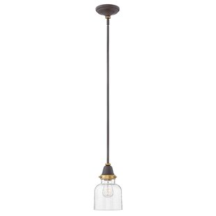 Longshore Tides Jayda 1-Light Drum Pendant