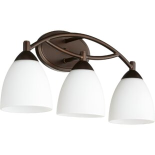 Look for Brophy 3-Light Vanity Light By Fleur De Lis Living
