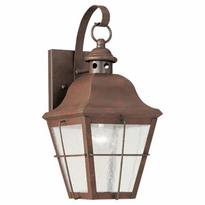 Fullerton 1-Light Outdoor Wall Lantern