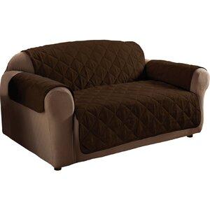 Pet Box Cushion Loveseat Slipcover