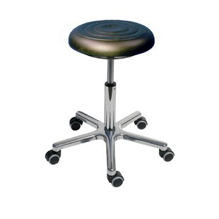 Height Adjustable Kerney Active Stool By Ebern Designs