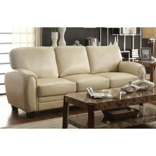 Millwood Pines Justin Tapered Wooden Feet Sofa