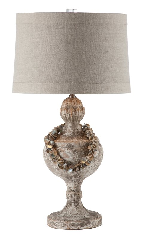 """Collier 26"""" Table Lamp"""