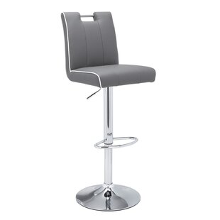 Walton Adjustable Height Swivel Bar Stool