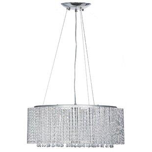 Finesse Décor 9-Lights Crystal Chandelier
