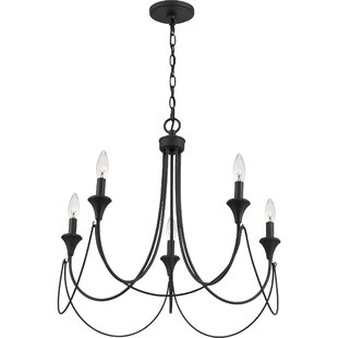 Breakwater Bay Walczak 5-Light Chandelier