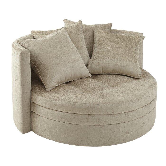 code promo 784f7 6c32e Kennedy Barrel Chair