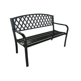 Orleans Park Bench by Charlton Home Today Only Sale