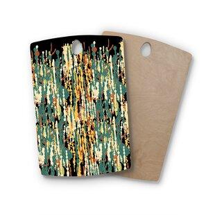 Frederic Levy-Hadida Birchwood Drip Drops Digital Cutting Board ByEast Urban Home