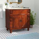 Pinegar 36 Single Bathroom Vanity Set by Astoria Grand