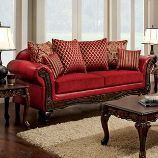 Clayson Pillow Back Sofa by Astoria Grand