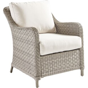Keever Patio Chair with Cushions by Darby Home Co