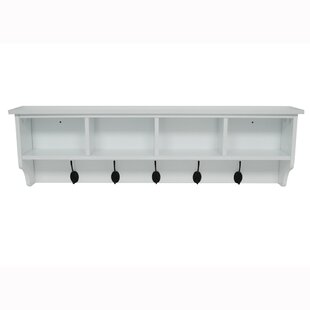 Ailish Wall Mounted Coat Rack By August Grove