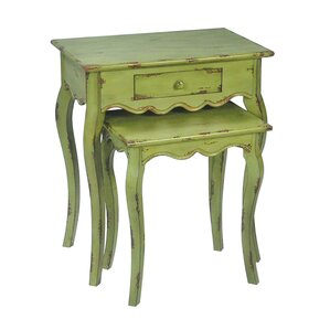 Verde 2 Piece Nesting Tables by Sterling Industries