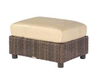 Woodard Aruba Ottoman with Cushion