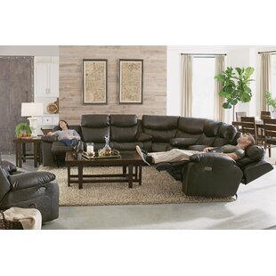 Catnapper Connor Reclining Sectional