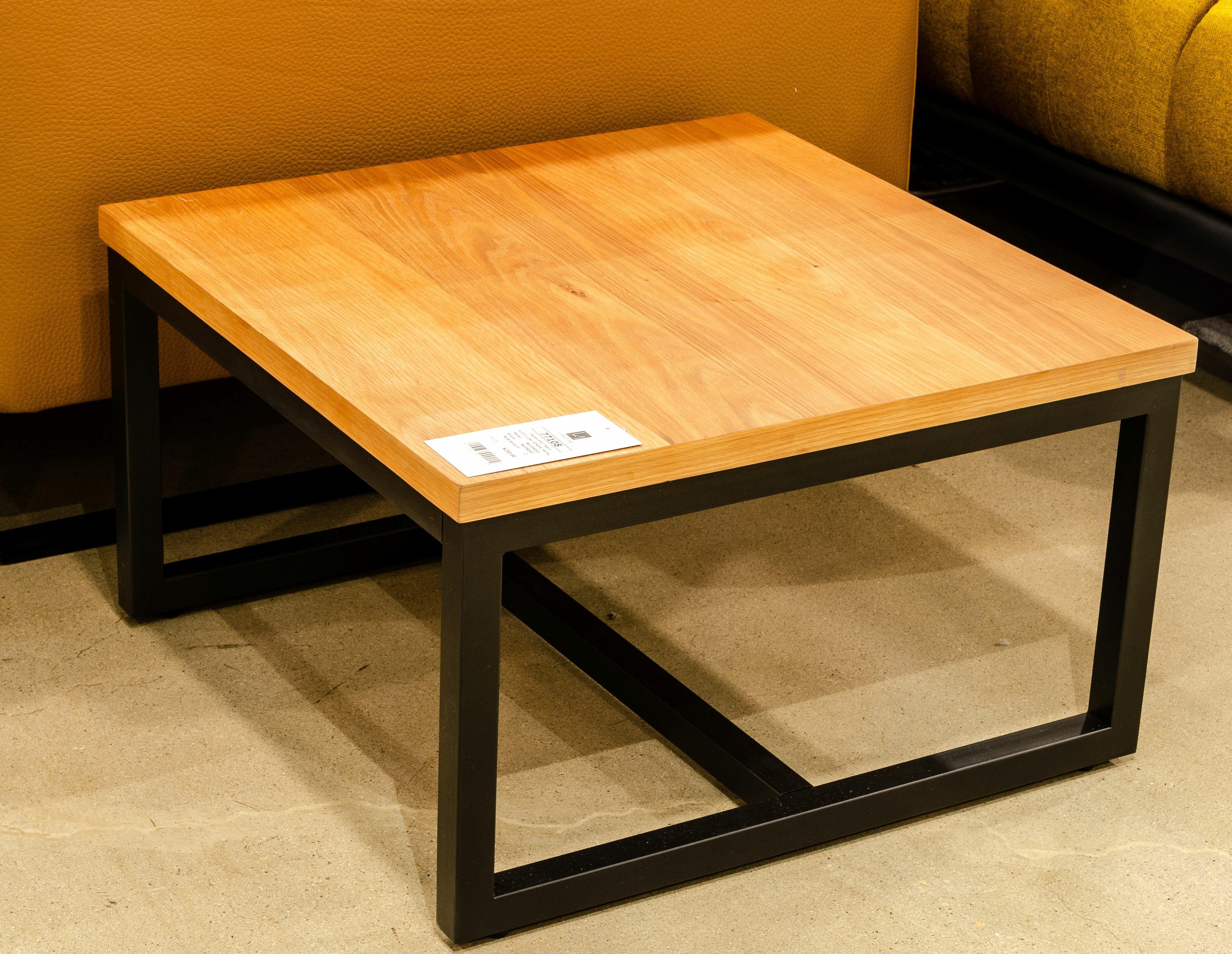 Alcott Sled End Table Allmodern