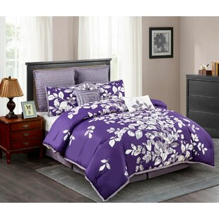 Seren 8 Piece Comforter Set