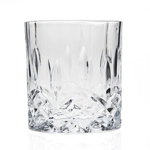 Haskell DOF 8 oz. Crystal Cocktail Glass (Set of 6)