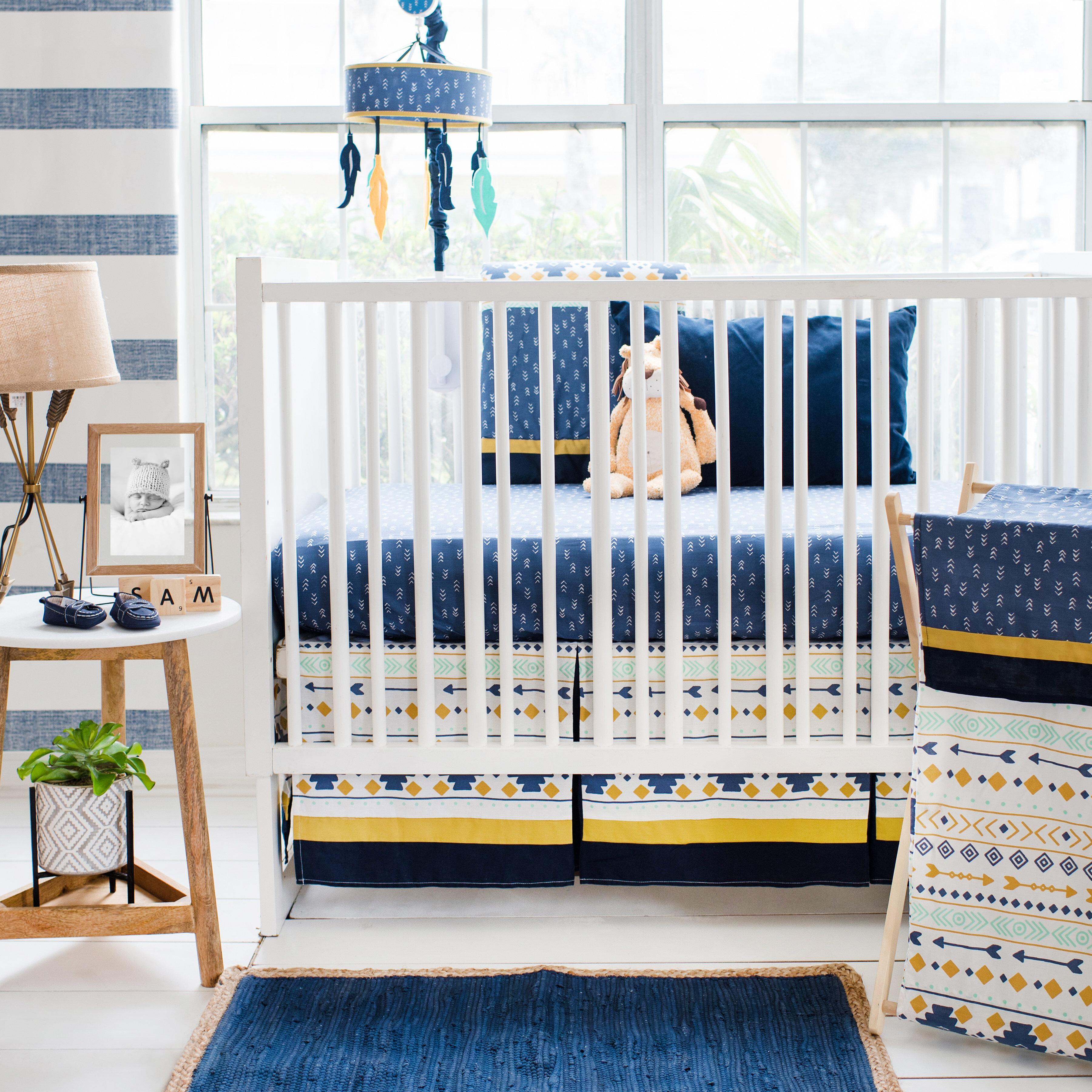 a00463fce0c3 Harriet Bee Swindell 3 Piece Crib Bedding Set   Reviews
