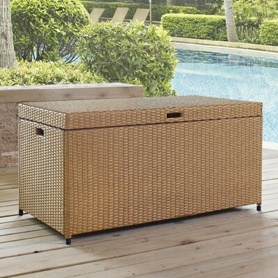 Crawfordsville Outdoor Resin Deck Box