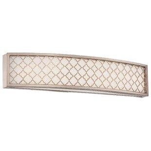 Pierson 1-Light LED Bath Bar By House of Hampton