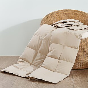 Grunwald Natural Down and Feather Blanket