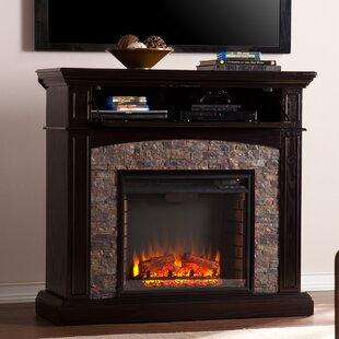 Electric Fireplace Corner Unit Wayfair