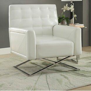 Orren Ellis Rayborn Contemporary Armchair